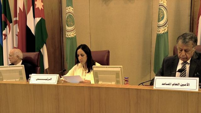 M'Barka Bouaid Ligue arabe