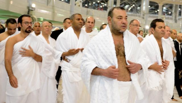 Mohammed VI Omra 2014