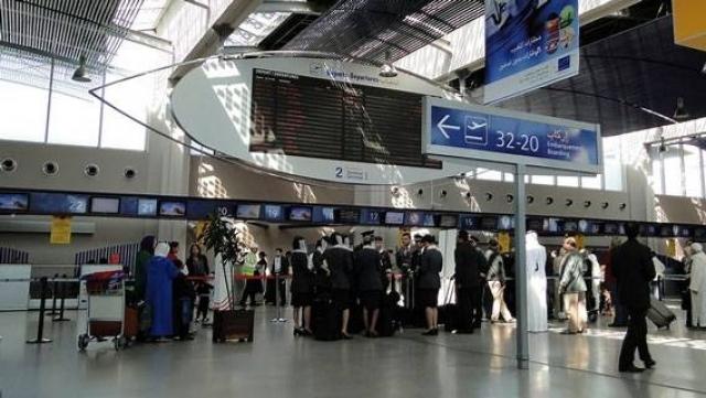hall aéroport Mohammed V