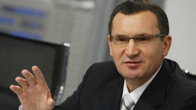Nikolaï Fedorov, ministre russe de l'Agriculture.
