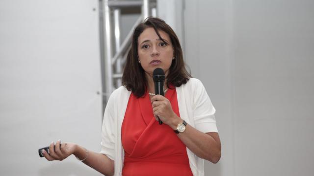 LAILA MAMOU President du directoire WAFA SALAF