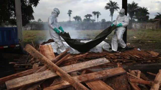 Ebola tchèque