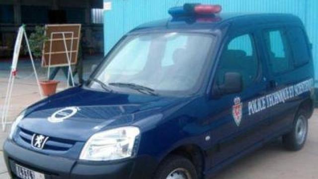 police scientifique véhicule