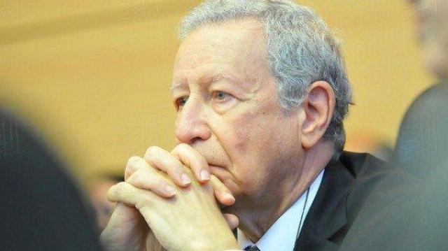 Rachid Belmokhtar, ministre de l'Education nationale.