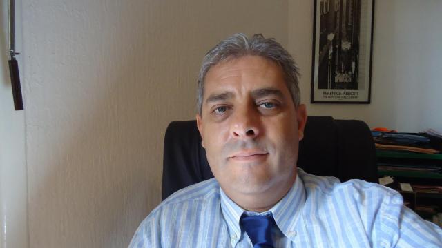 Mohamed Karim Sbaï, président du conseil régional du centre de l'Ordre des architectes.