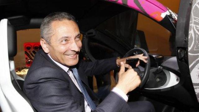 Elalamy en voiture