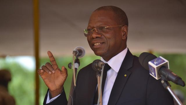 Kalzeubé Pahimi Deubet, Premier ministre du Tchad.