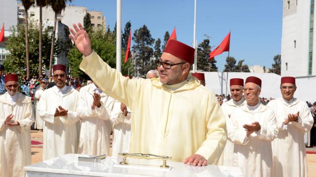 Mohammed VI première pierre