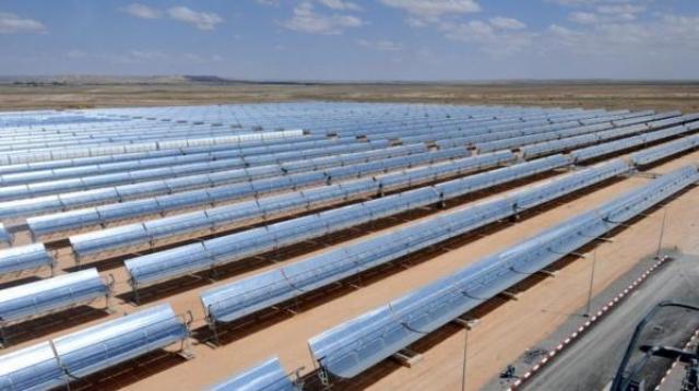 energie solaire Ouarzazate