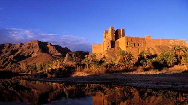 Maroc paysage