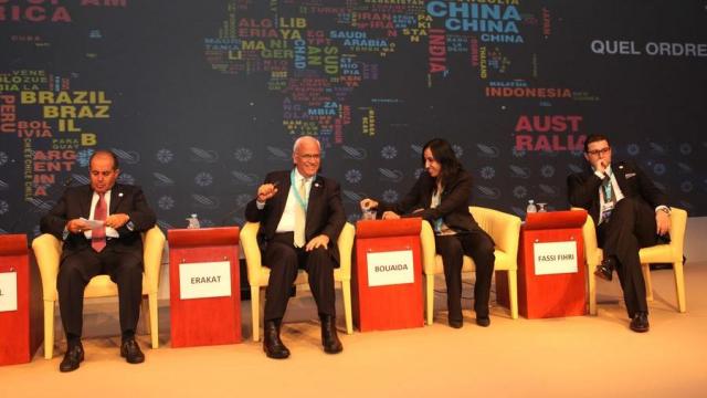 Medays 2013 - panel d'intervenants