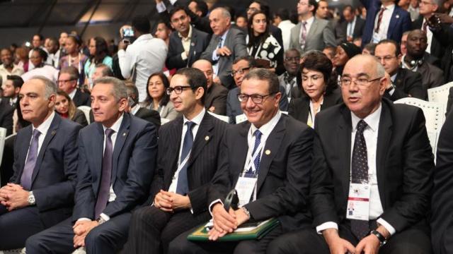 Gouvernement, sommet de l'entrepreneuriat, Marrakech
