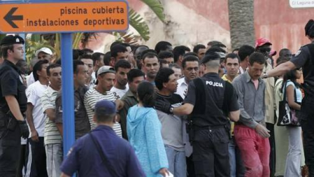 Immigrés marocains