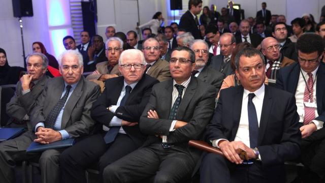Maroc - Afrique 4ème Forum Centraliens Suplélec  Casablanca 12 Janvier 2015