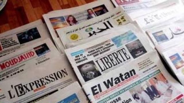presse algérienne