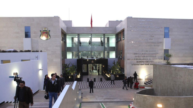 Direction Generale de la Surveillance du Territoire Bureau Central d'Investigations Judiciare