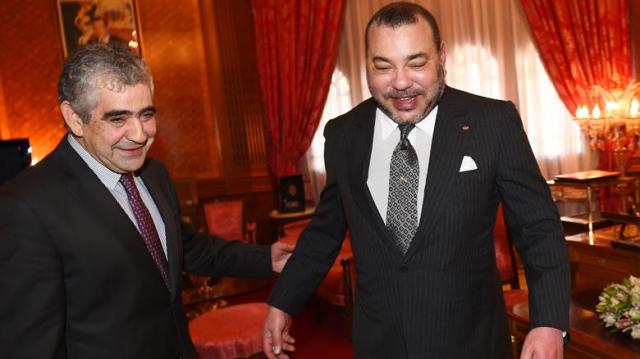 Roi-MohammedVI-Driss-ElYazami