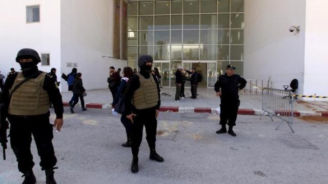 Tunise attentat