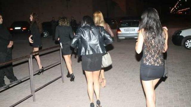 Prostituée est paris