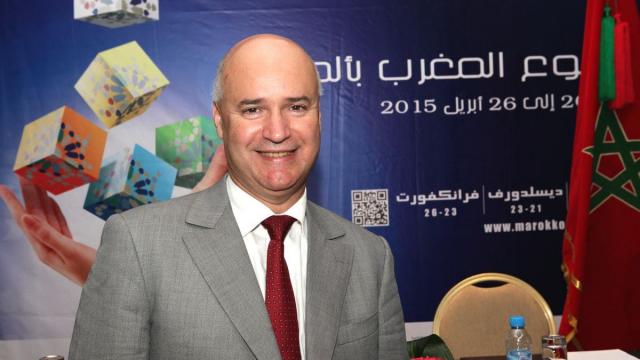 Anis Birrou Ministre Chargé des Marocains Résidant à l'Etranger et des Affaires de la Migration
