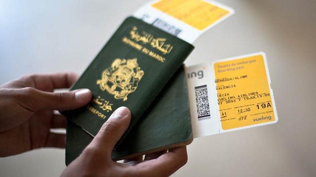 voyage tunisie avec passeport marocain