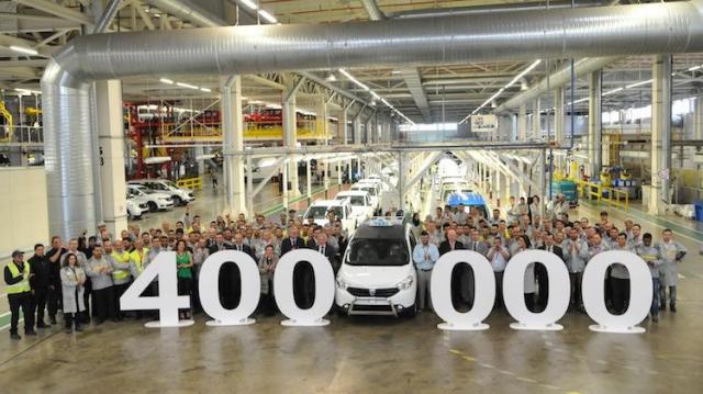 400 000 renault Tanger