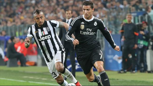 Rencontre real juventus