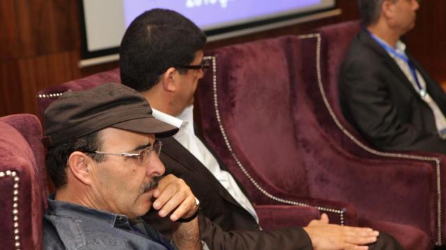 Ilyas El Omari et Mustapha Bakkoury.