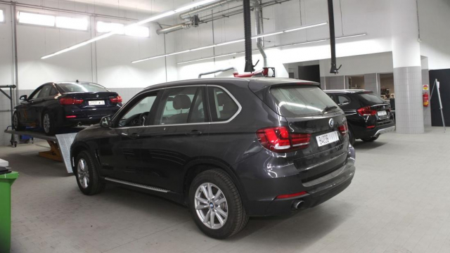 Lancement de l'Activité Véhicules d'Occasion, BMW Premium Selection.