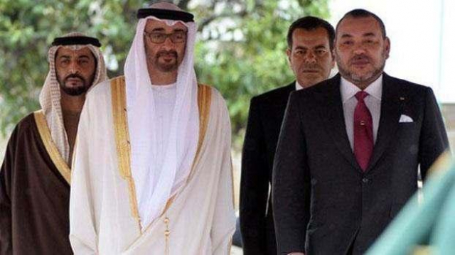 M6-Cheïkh Mohamed Ben Zayed