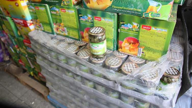 32 tonnes de produits périmés9