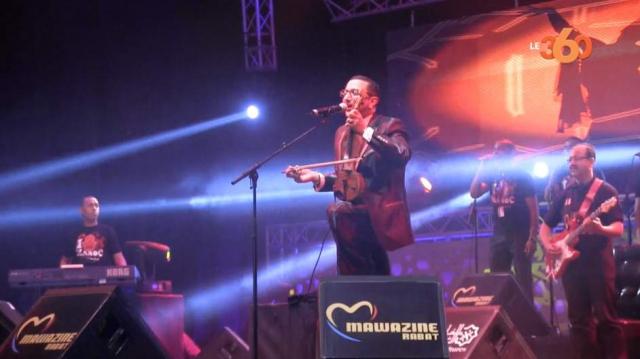 cover video - concert  Abdellah Dawdi Mawazine 2015