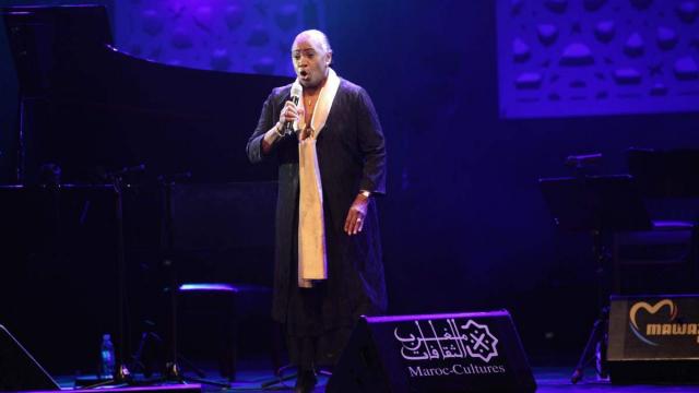 Brabara Hendricks <USA> au Theatre Mohammed V Rabat 2 Juin 2015