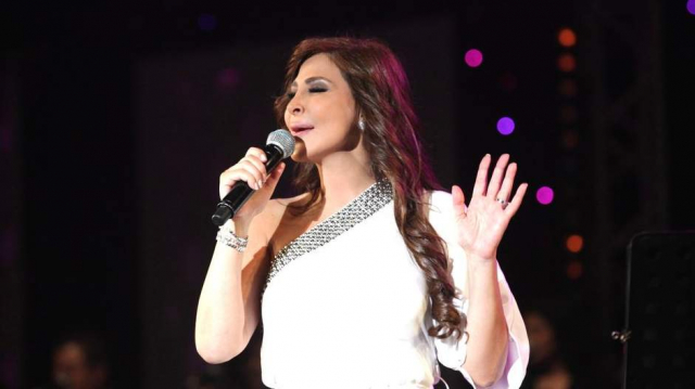 Elissa <Liban>, Scene NAHDA Rabat 2 Juin 2015