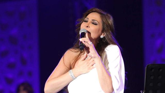 Elissa <Liban>, Scene NAHDA Rabat 2 Juin 2015.