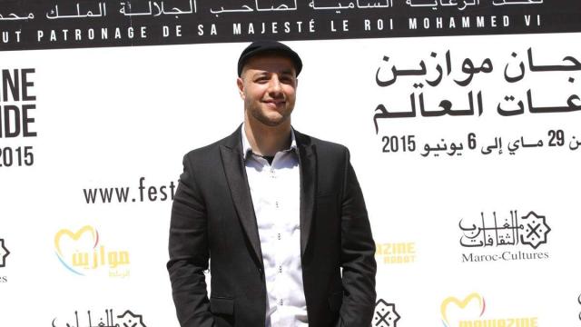 Maher Zain,Liban,Photo Call.Rabat 1 Juin 2015.