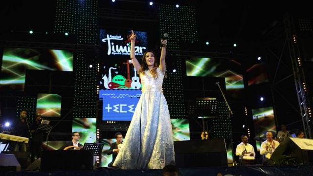 Diana Haddad,Liban.