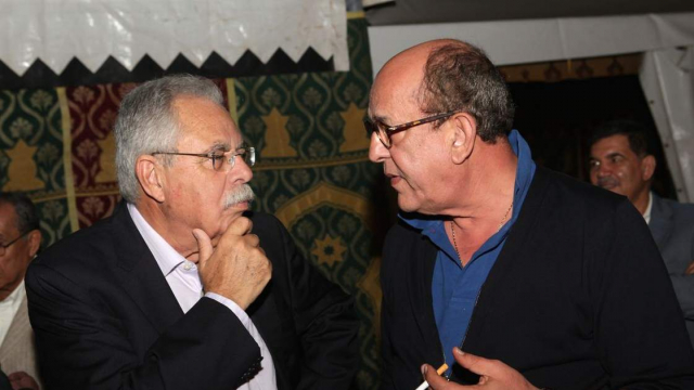 tariq Kabbage,Maire d'Agadir et Chakir Fassi Fihri,PDG saga.