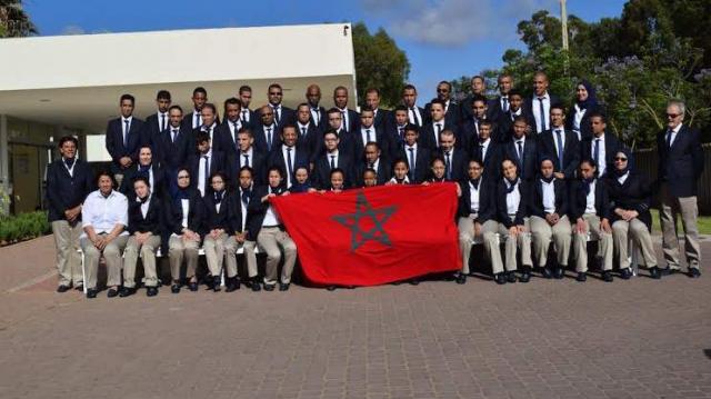 Special Olympics Morocco