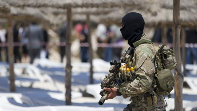 Tunisie antiterrorisme