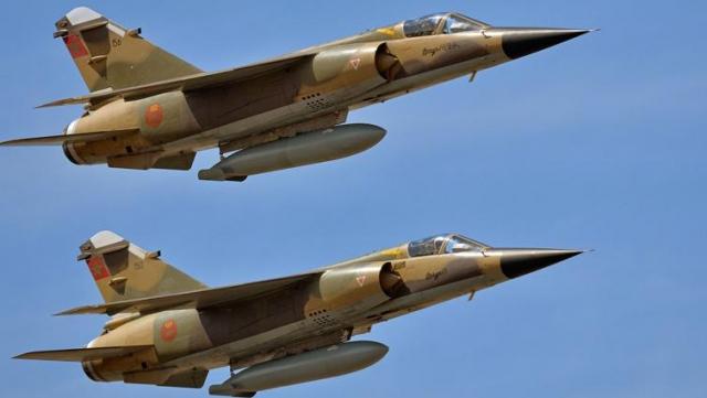 Avions Mirage F1 monomoteur