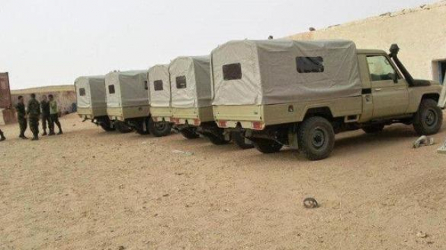 Police-Polisario
