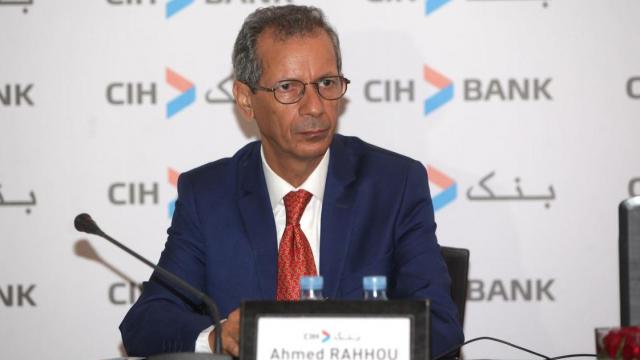 Ahmed RAHHOU,PDG CIH   Résultats semestriels Juin 2015 Casablanca 28 septembre 2015