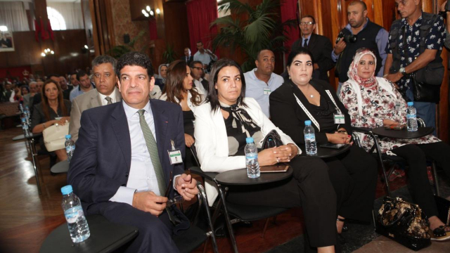 election president de region    casablanca 14 septembre 2015