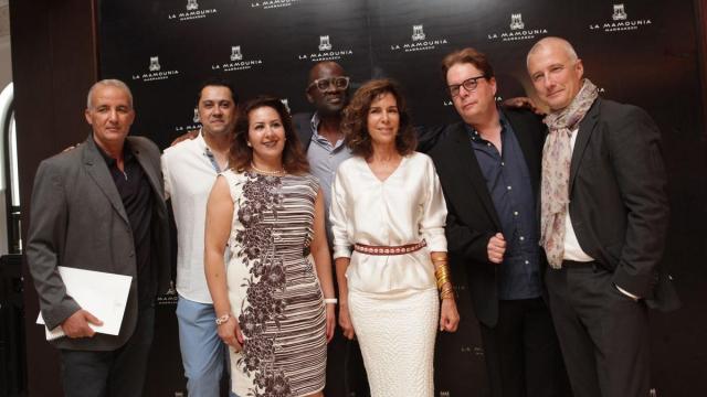 Jury, Prix Littéraire de La Mamounia