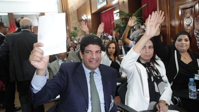 Mustapha Bakouri  president de region Casablanca