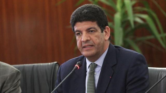 election president de region Mustapha Bakouri PAM       c