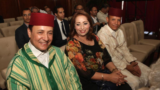 oulad Bouazzaoui et Fatima Tihihite
