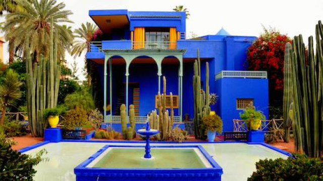 Enquete Le Site Culturel Le Plus Visite Du Maroc Est Le Jardin