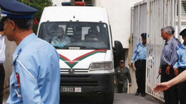 enlèvement police